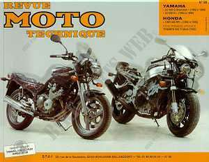 XJ 600 S Diversion (1992 à   98)XJ 600 N (1994 et 98) - RMT88